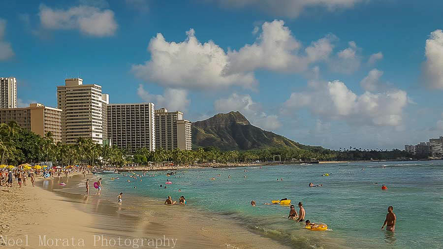 Oahu for the holidays