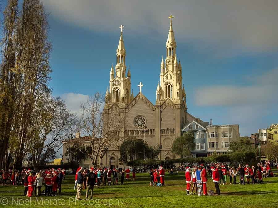 SFChristmas holiday and events