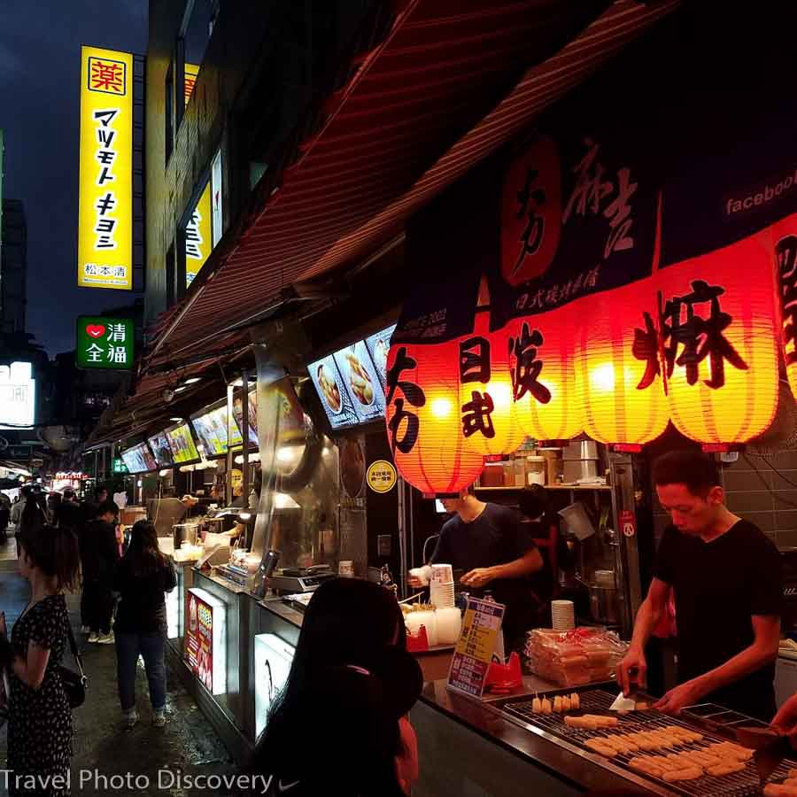 The best street foods in Taipei