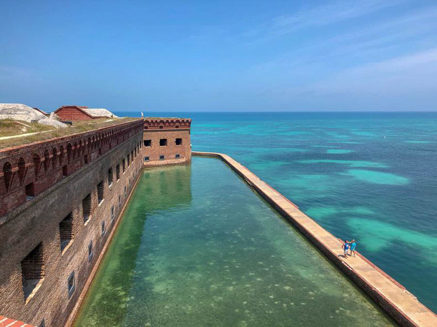 Parc national de Dry Tortugas