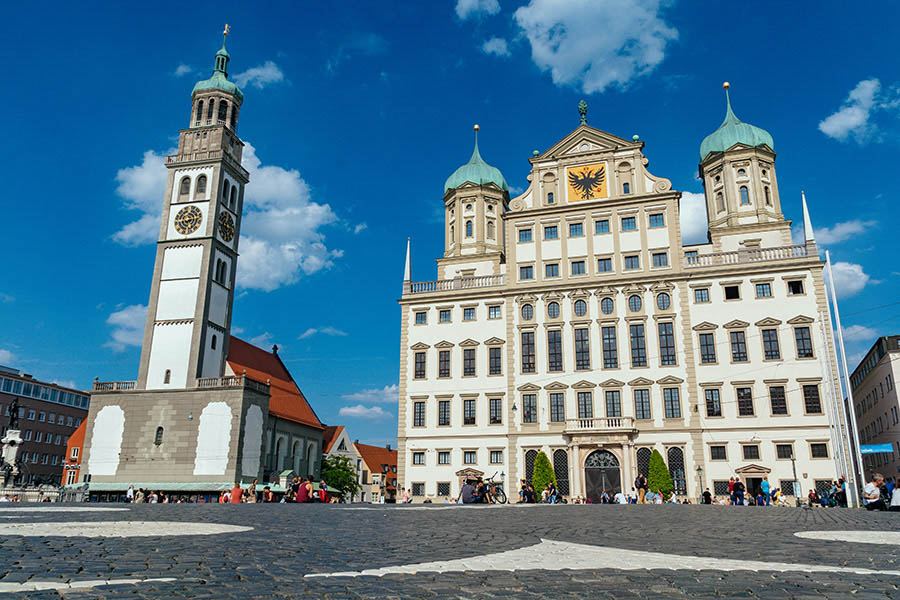 5 UNESCO World Heritage sites near Munich