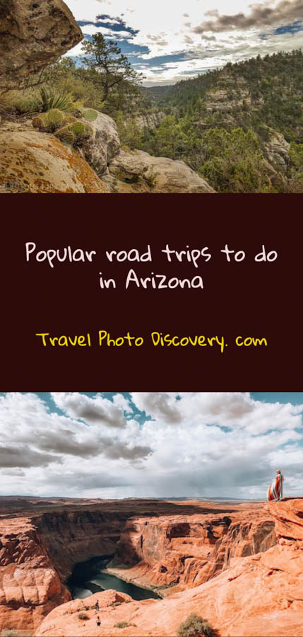 Top Arizona road trips to experience