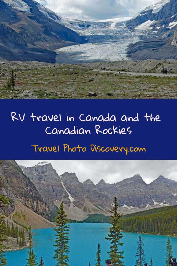 Pinterest Travel in Canada and the Canadian Rockies