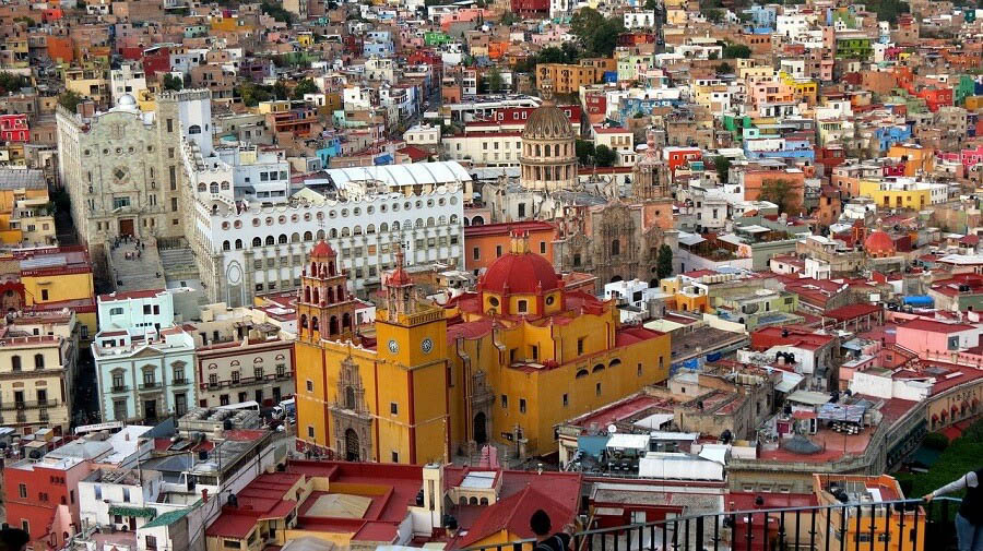 guanajuato things to do around the city