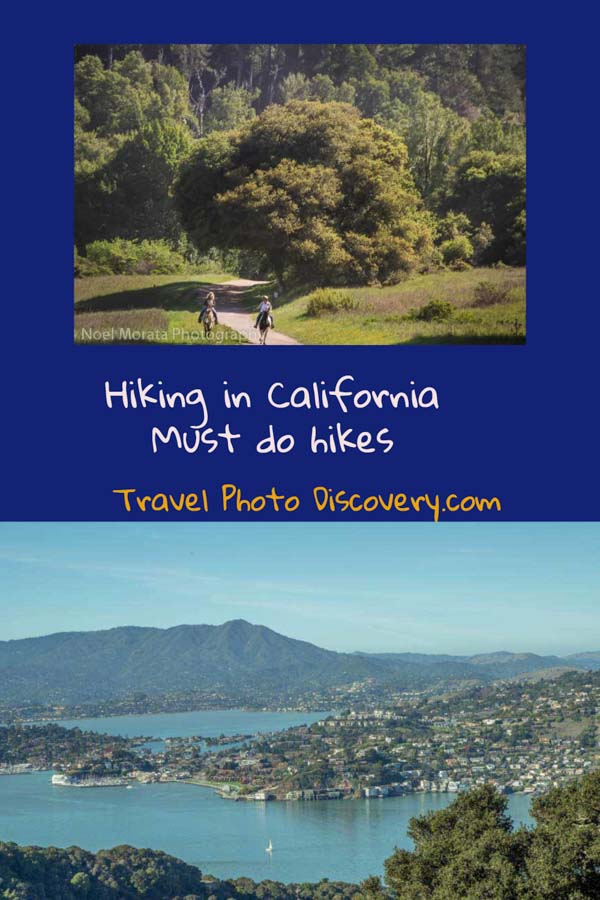 Pinterest Hiking in California must do hikes