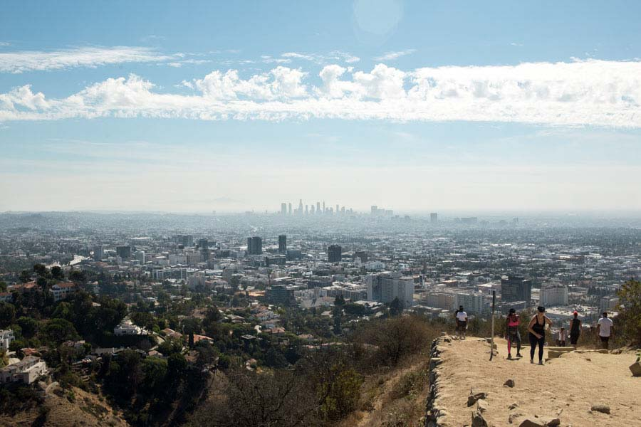 Runyon-Canyon-CA-Hike