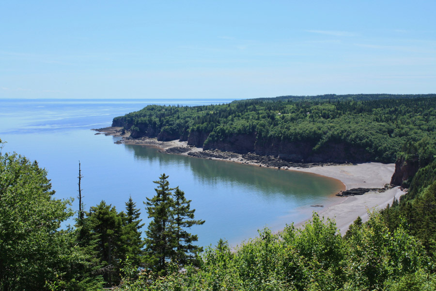 Bay of Fundy - Scenic Trail Black Point