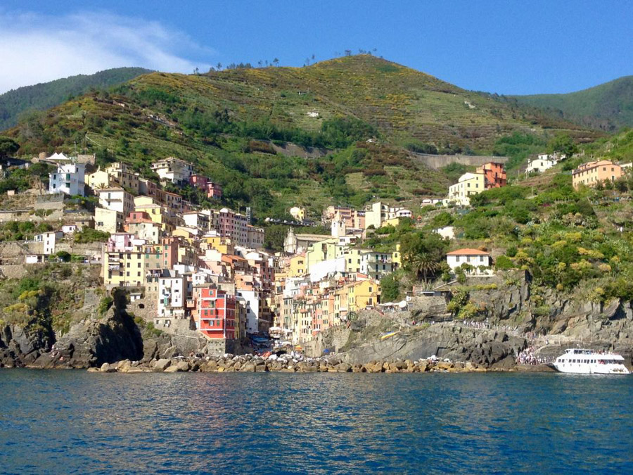 HIking the villages of Cinque Terre