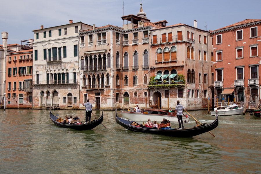 A visit to historic Venice