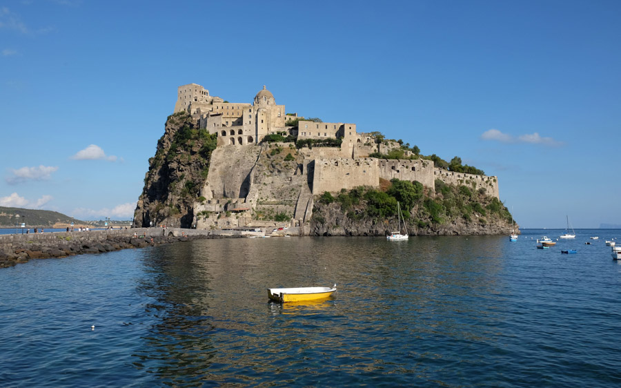 Discovering the island of Ischia