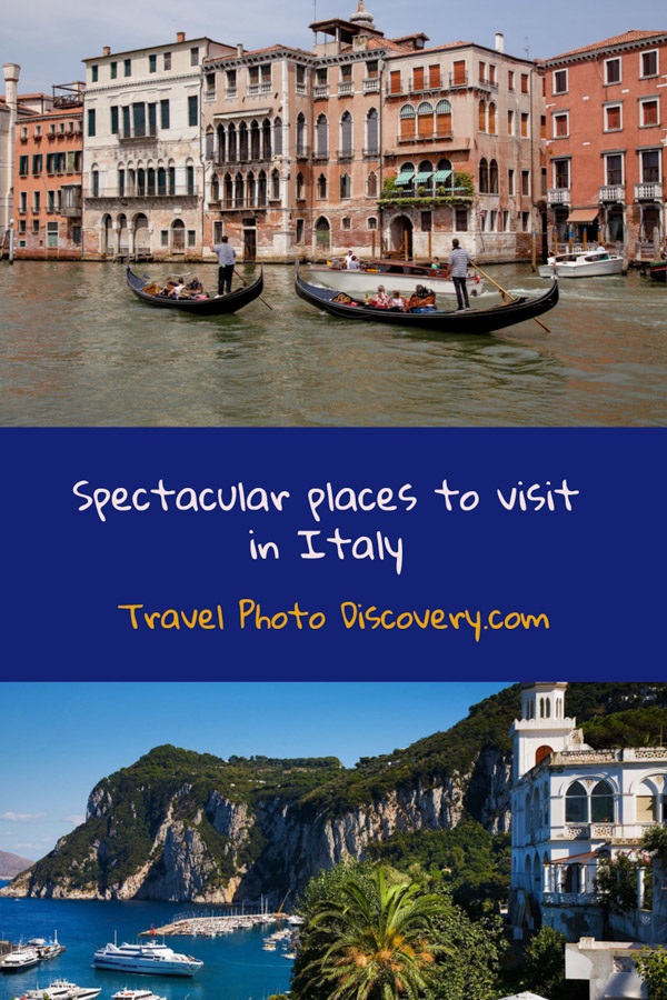 Pinterest places to visit in Italy