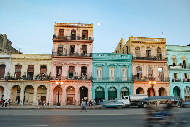 Traveling to Havana