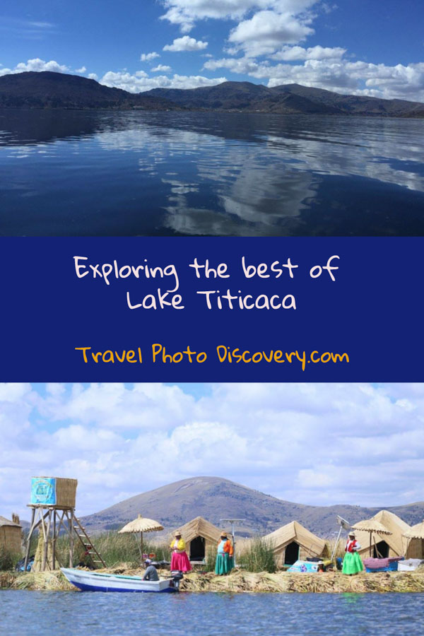 touring lake titicaca Pinterest