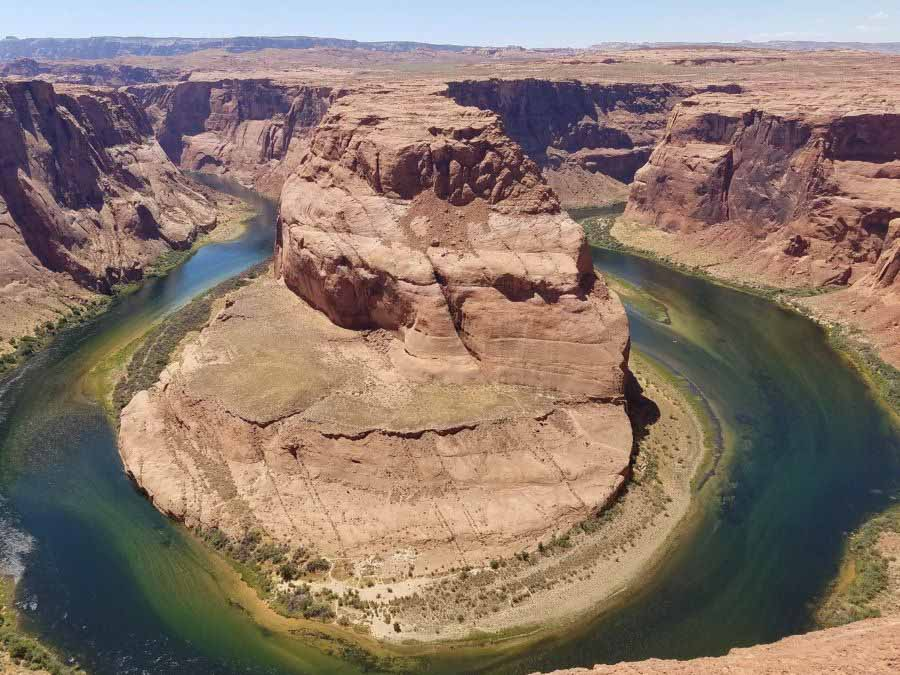 Northern Arizona destinations in Spring time