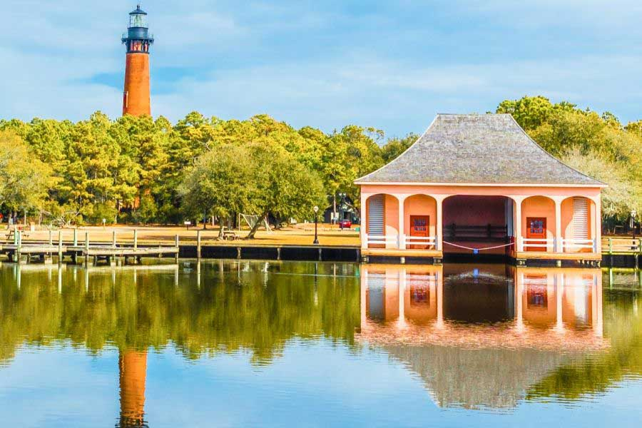 Outer Banks Currituck lighthouse