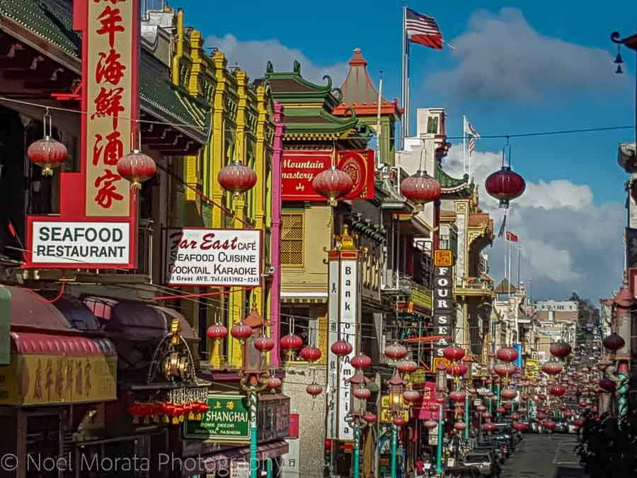 Visit Chinatown and take a fascinating tour and lunch