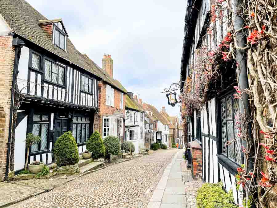 A visit to Rye