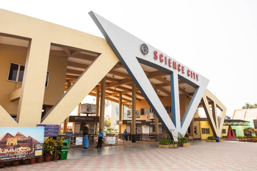 Visit the Science City