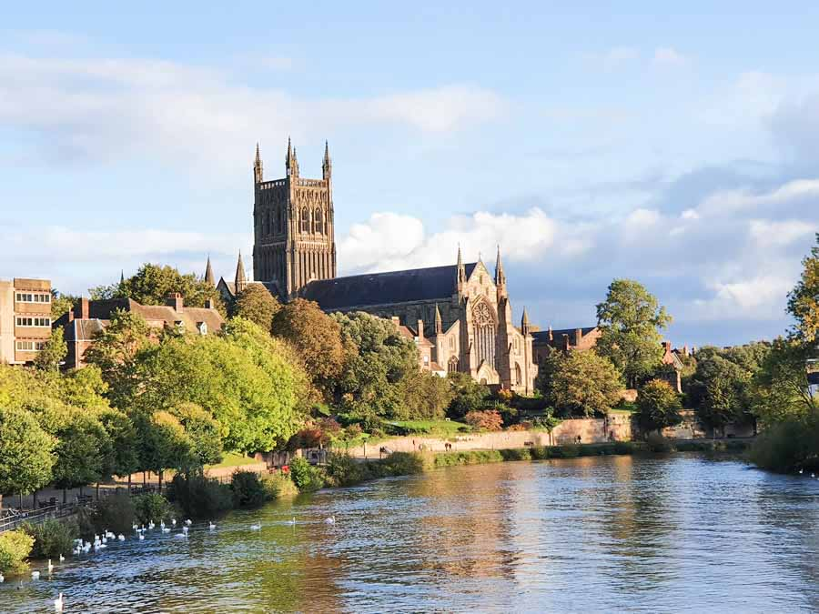 Day trip to Worcester
