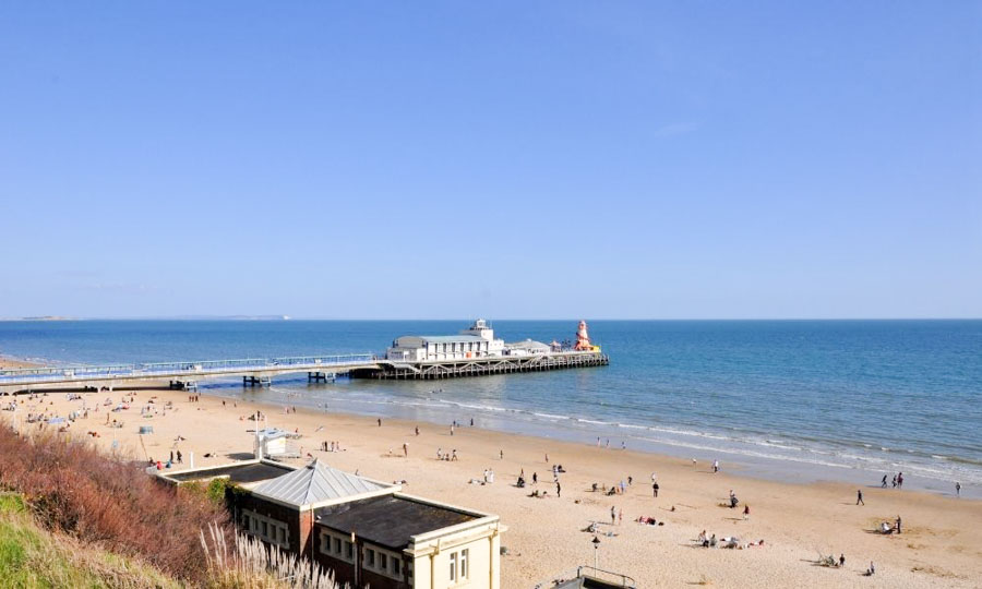 A visit to Bournemouth