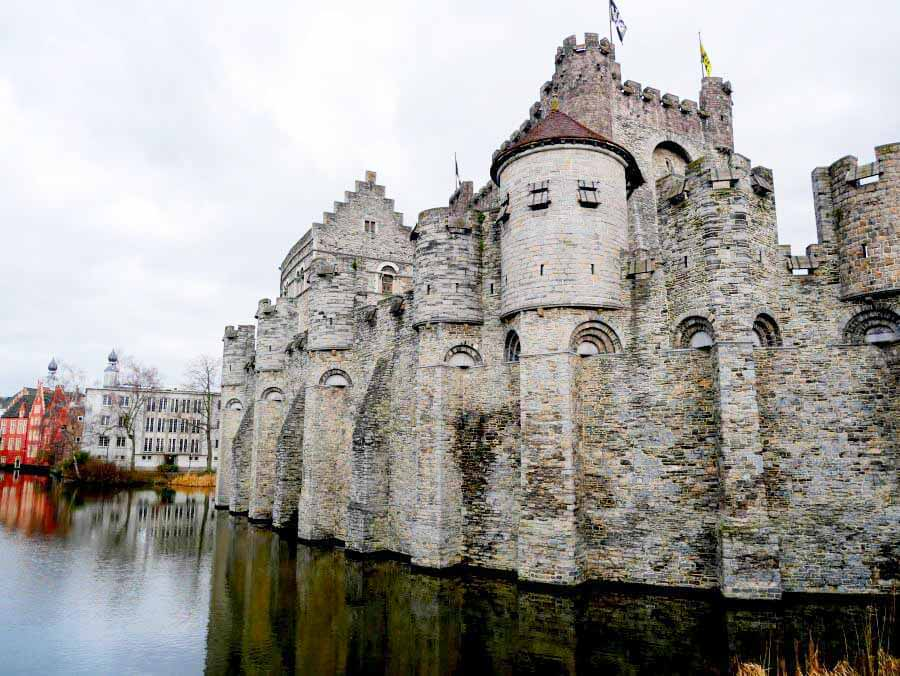 A visit to Ghent