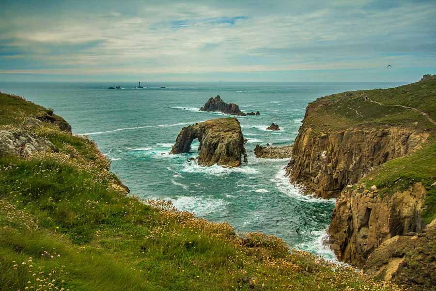 A first time guide to Cornwall England