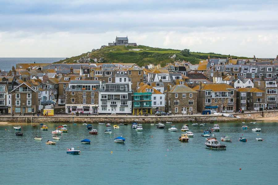 A complete first time guide to Cornwall England