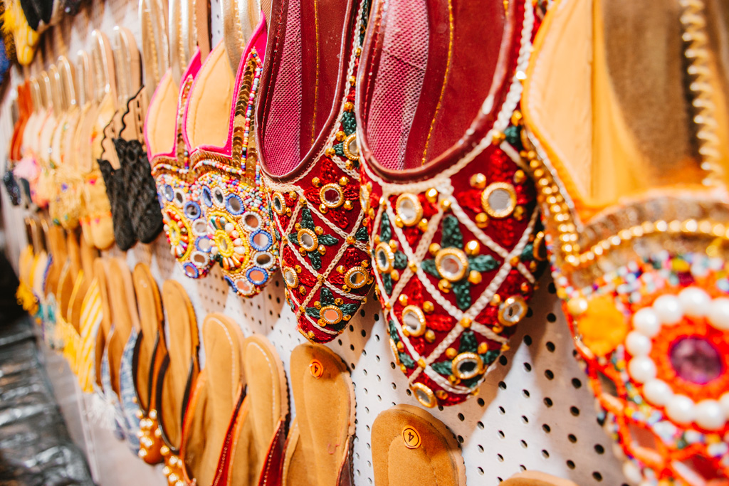 Buy Souvenirs at the Local Shops