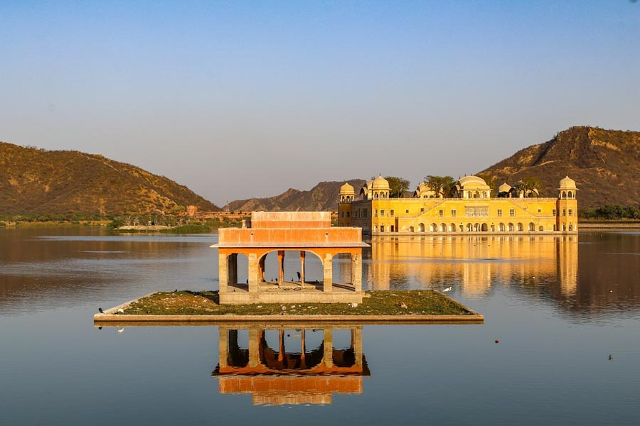 Capture the Beauty of the Jal Mahal