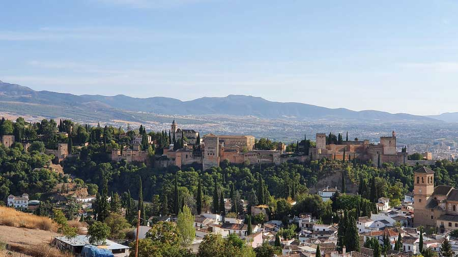 Reflections on what to do in Granada