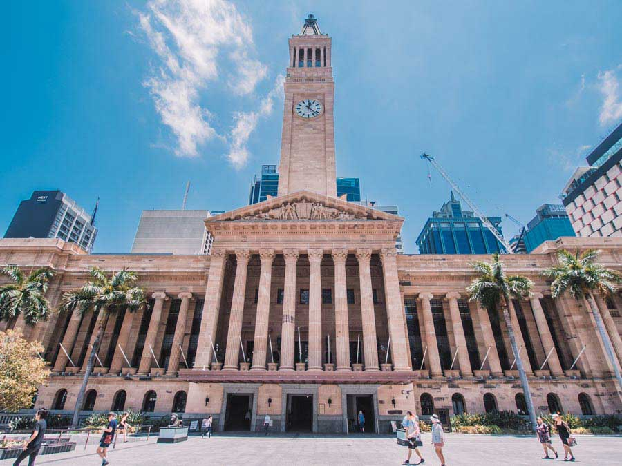 Things to do in Brisbane's City Centre