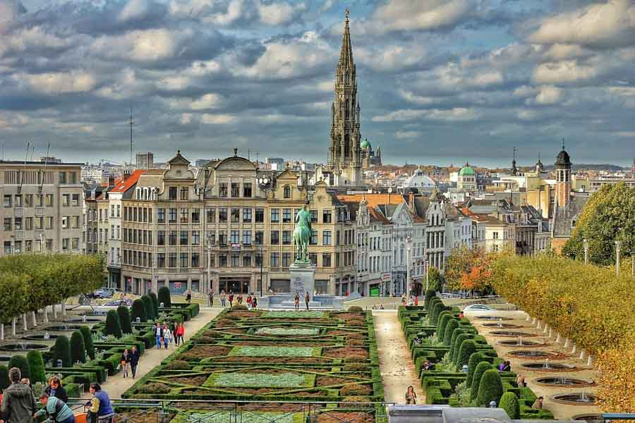 Visiting Brussels