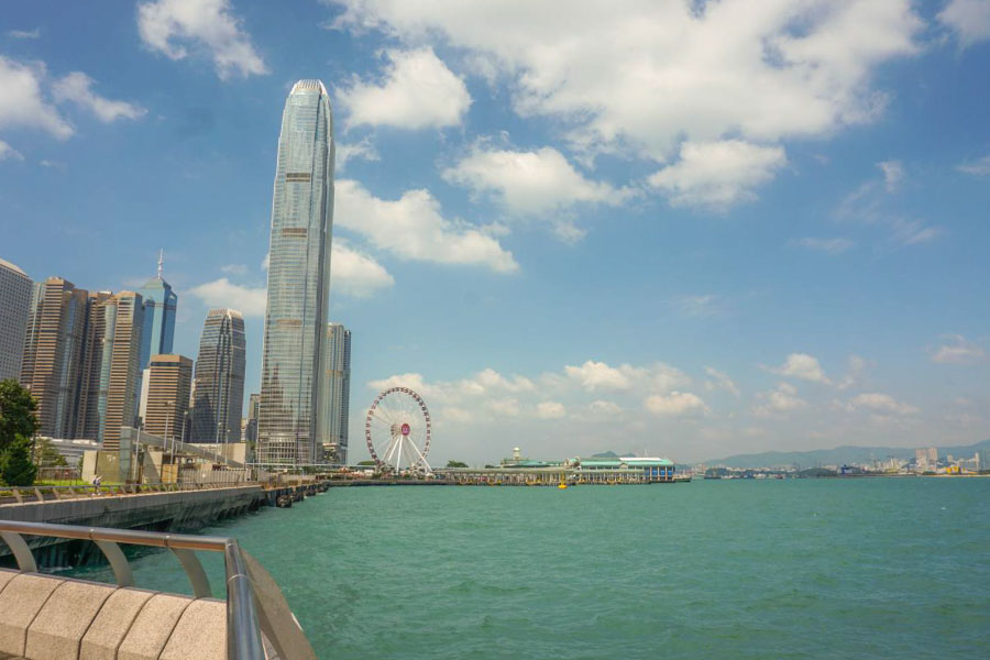 A Beginner's guide to travel in Hong Kong
