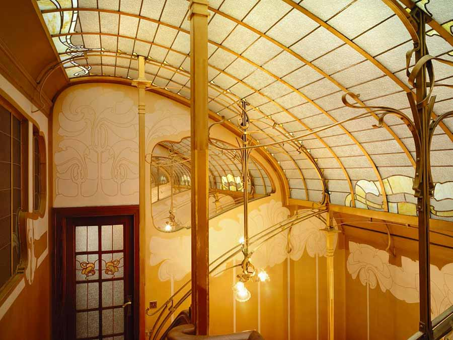 Visit the Victor Horta Museum