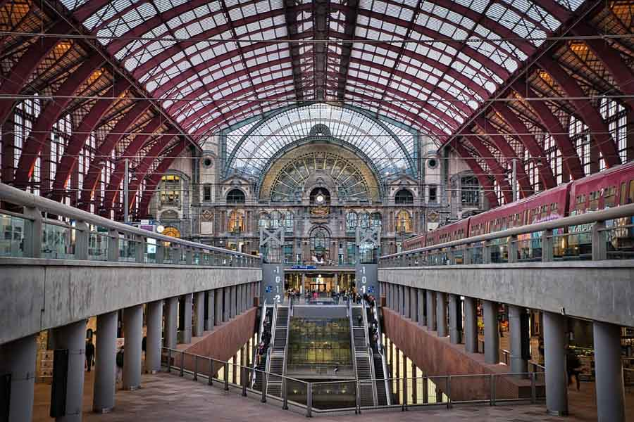 Traveling to Antwerp, Belgium - fun facts to know